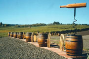 Barrel Fence