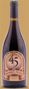 "Barrel Fence Cellars ""Dundee Hills"" 2007 Pinot Noir"
